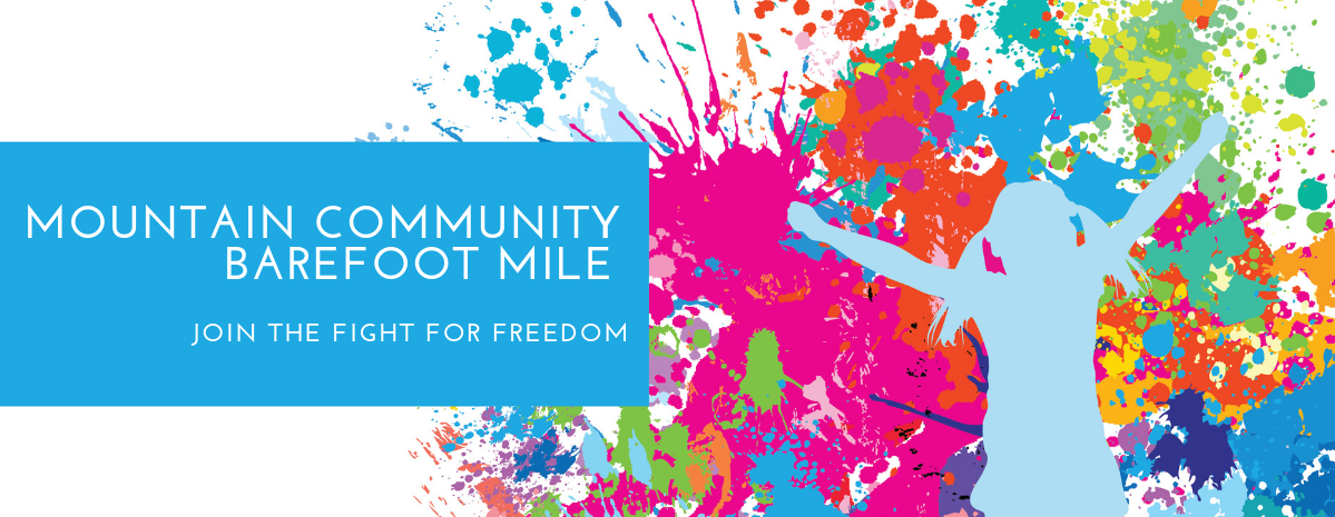 2021 Mountain Community Barefoot Mile